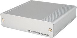 NLA - USB OVER SINGLE CAT5e/6/7 TRANSMITTER AND RECEIVER (100m)