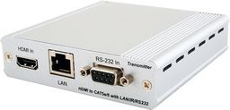 .HDMI OVER CAT5e/6/7 EXTENDER WITH 48V POE