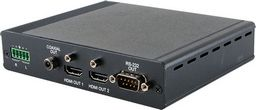 HDMI/AUDIO OVER HDBaseT RECEIVER 4K30 WITH BIDIRECTIONAL 24V PoC & IP x2 - CYPRESS