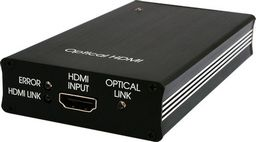HDMI OVER OPTICAL FIBRE TRANSMITTER AND RECEIVER - CYPRESS