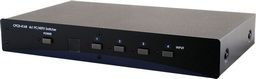 .4×1 VGA/COMPONENT VIDEO SWITCHER
