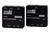HDMI EXTENDER OVER CAT5e/6 WITH IR RETURN / HDMI LOOP-THROUGH