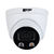 5MP IP FIXED DETERRENCE TURRET DOME CAM - PROFESSIONAL SERIES