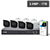 4 CHANNEL 2MP FIXED LENS IP KIT - VIP