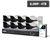 PROFESSIONAL 16 CHANNEL 8x 8MP FIXED LENS HD-CVI-AI KIT