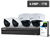 4 CHANNEL 4MP FIXED LENS IP KIT