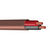 SPEAKER CABLE - DOUBLE INSULATED 200M ROLL 2 X 1.5MM² METER MARKED BROWN