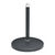 MICROPHONE DESK STAND WITH ROUND BASE