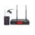 1CH WIRELESS MICROPHONE SYSTEM KIT 8011DB - JTS