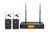 2CH WIRELESS MICROPHONE SYSTEM KIT 8012DB - JTS