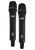 UHF DUAL WIRELESS MICROPHONES WITH RECEIVER - SONKEN WM4000D