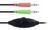 HEADSET & INLINE MIC - 2X 3.5mm PLUGS