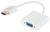 HDMI-A TO VGA + AUDIO CONVERTER