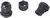 NYLON CABLE GLAND PAIR
